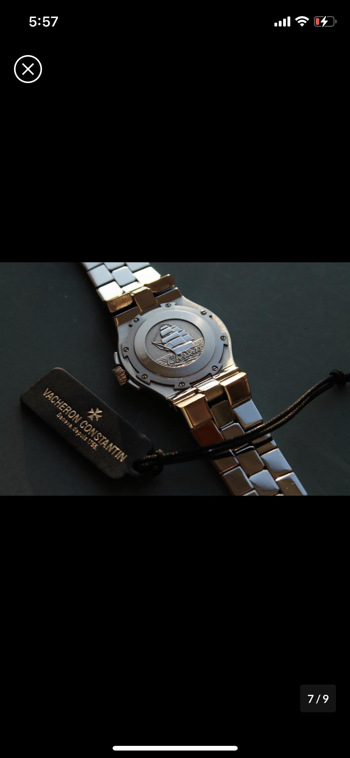 時計が壊れてしまいました